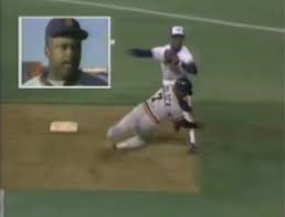 The slide that changed the 1987 AL East race: Bill Madlock upends Tony Fernandez, who breaks his elbow